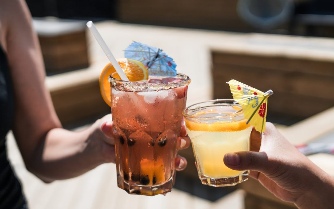 Top 5 End of Summer Drinks